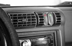 Jeep TJ Vent Switch Pod by Rugged Ridge