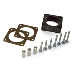 Throttle Body Spacer (YJ & TJ) 91-06 4.0L & 91-02 2.5L, CHEROKEE (XJ) 91-01 4.0L & 91-00 2.5L by Rugged Ridge