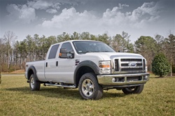 Ford F250, F350 and F450 Super Duty, 1999-2007 All Terrain Fender Flares 4 pc. Kit by Rugged Ridge