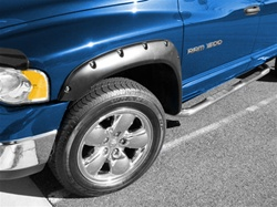 2002-2005 Dodge Ram All Terrain Fender Flares 4 pc. Kit by Rugged Ridge
