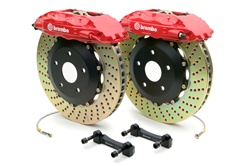Hummer H2 Brembo Gran Turismo- Rear Set - 2003-2007 Model Years - By Brembo