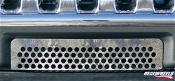 HUMMER H2 Lower Grille Overlay by Realwheels