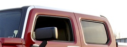 Hummer H3T SS Top Side Trim by Real Wheels