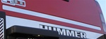 Hummer H3T SS Tail Gate Panel Insert by Real Wheels
