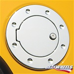 Hummer H2 Fuel Door - Smooth Locking By Realwheels