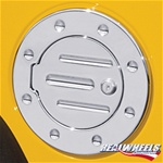 Hummer H2 Fuel Door - Smooth Non Locking By Realwheels
