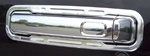 Hummer H3T Billet Door Handle Surrounds by Real Wheels