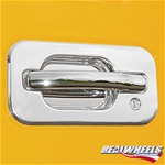 H2 2003 & Up Door Handle Buckets by Real Wheels