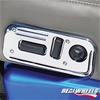 H2 Billet Aluminum Seat Control Panel by RealWheels