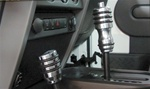 Jeep Wrangler JK Billet Aluminum Gear Shift Knob Package by RealWheels