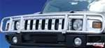 HUMMER H2 Standard Brushguard W/O Inserts By Realwheels RW-RW300-1-A0102