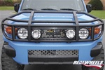 FJ Over The Hood Wrap Around Brush Guard