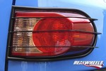 FJ Cruiser Tail Light Guards by Real Wheels