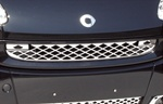 Stainless Steel Main Grille Overlay by Real Wheals