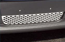 Stainless Steel Lower Grille Overlay by Real Wheals