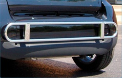 Stainless Steel Rear Bumper Bar Hoop by RealWheels