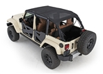 MESH EXTENDED TOP 10-12 JEEP JK 2DR SB-94200