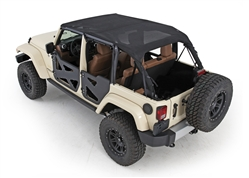 MESH EXTENDED TOP 07-09 JEEP JK 4DR SB-94500