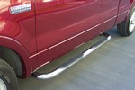 F150 Side Bars by Steelcraft