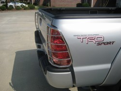 Toyota Tacoma Side Bars by Steelcraft