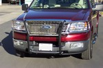 F150 Grill Guard by Steelcraft