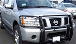 Nissan Tiatan Grill Guard by Steelcraft