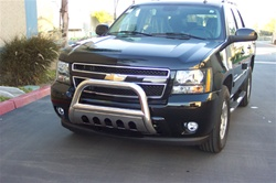"2007 Stainless Steel 3"" Bull Bar by Steelcraft"