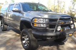 07-08 Silverado HD Deluxe Front Replacement by Tough Country