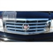 All Chrome OEM Style Replacement Grill TEAKA-33396
