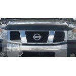 Chrome / Black OEM Style Replacement Grill TEAKA-33802