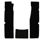 Complete High Quality Carpet Kit. Driver, Passenger and Rear for H1 (1995-2006)