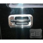 SUV/SUT Stainless Steel Door Handle Covers (2 keyholes) TEAKA-416H