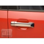 CrewMax Cab Door handle Covers TEAKA-52902