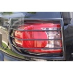 Black Tail Light Guards TEAKA-60010