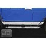 Stainless Steel Brushed Rocker Panels TEAKA-60107