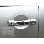 ABS Chrome Door Handle Covers TEAKA-60120