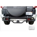 Black Rear Bumper Guard TEAKA-60213