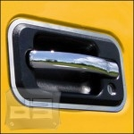 SUV/SUT Stainless Steel Door Handle Surrounds TEAKA-82002