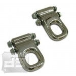 SUV/SUT Stainless Steel Front Tow Hooks TEAKA-82007