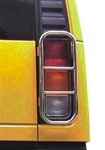 2003-09 Hummer H2 Stainless Steel Tail Light Guards