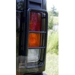 SUV Black Rear Tail Light Guards TEAKA-82010