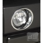 SUV/SUT ABS Chrome Fog Light Bezels TEAKA-82102