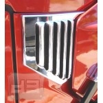 SUV/SUT ABS Chrome Side Vent Covers TEAKA-82108