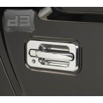 SUV/SUT ABS Chrome Door Handle Covers (1 keyhole) TEAKA-82111