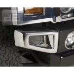 SUV/SUT ABS Chrome Front Bumper Corner Covers TEAKA-82112