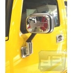 SUV/SUT ABS Chrome Mirror Covers (8 pcs.) TEAKA-82125
