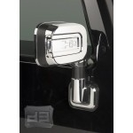 SUV/SUT ABS Chrome Mirror Covers (10 pcs.) TEAKA-82126