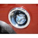 SUV/SUT ABS Chrome Gas Cap & Bezel Cover TEAKA-82130