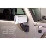 ABS Chrome Mirror Covers TEAKA-83125