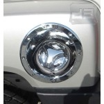 ABS Chrome Gas Cap & Bezel Cover TEAKA-83130